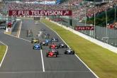 Weather report - Japanese Grand Prix.