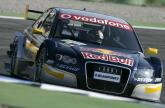Tomczyk lauds Audi after scoring pole.