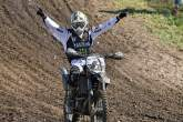 Josh Coppins takes victory in Bulgaria.