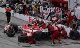 Pit penalty costs Jourdain Jr Miami win.