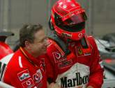 Todt refuses to concede season.