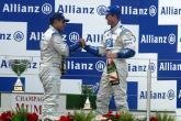 European drivers are weak mentally - Montoya