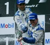 VOTE: Best Williams F1 driver pairings