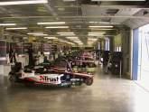 Rapturous reception for Minardi F1x2 at Kyalami.
