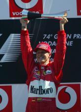 Race Reactions - Italian Grand Prix.
