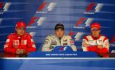 Pole position press conference - USGP - Pt.1.