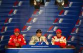 Pole position press conference - USGP - Pt.2.