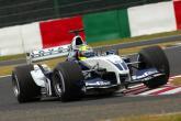 Schumacher puts Williams top in practice.
