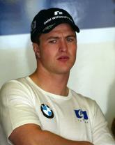 Stomach problem threatens to sideline Schumacher.