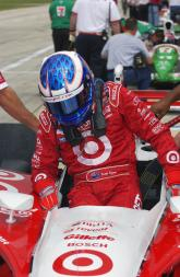 Massa gets set for home race action