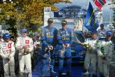 Result - Rallye de France / Tour de Corse.