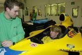 Heidfeld signs provisional Jordan race deal.