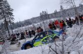 Weather report - Uddeholm Swedish Rally.
