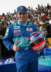 Sauber launches build-up to April's Bahrain GP.