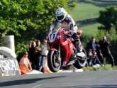 Stewart targets 130mph TT lap on SMT Honda