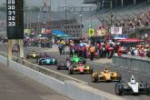 2013 Indy 500: Practice 9 times