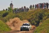 ERC: Kopecky leads after day 1 in Romania