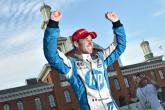 Simon Pagenaud wins Baltimore wacky races