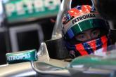 Jaafar reaffirms F1 dream with Mercedes test