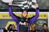 Hamlin off to winning start in 2014
