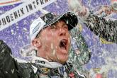 'I'm just the lucky guy that gets to drive' - Harvick