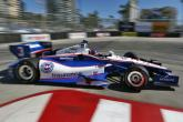 Castroneves, Saavedra penalised after Long Beach