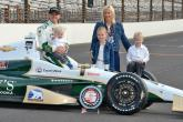 Indy 500: Carpenter celebrates two-in-a-row