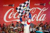 Charlotte: Sprint Cup Series results