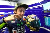 PICS: 'Never Overcooked!' - Rossi's Mugello helmet