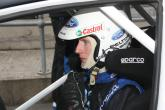 Evans to build on debut WRC year