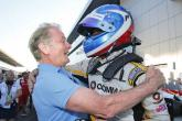 Palmer seals GP2 title with victory in Sochi