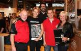Simon Andrews charity calendar goes on sale