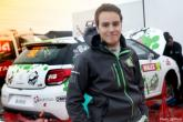JWRC: Veiby 'in good hands' for debut season