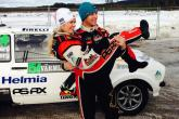 Solberg bags third Rally Sweden Historic victory