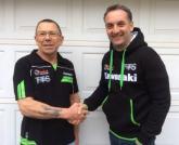 Michael Rutter joins Gearlink Kawasaki for Brands Hatch
