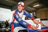 Castroneves on pole as qualifying beats the storms