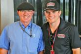 Schmidt-Peterson confirms third driver for Indy 500