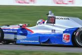 Justin Wilson injured in late crash at Pocono