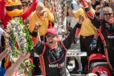 VIDEO: The Indy 500 Thrills and Spills