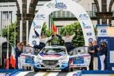 ERC: Breen makes it three in a row in Azores