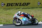 Classic TT: Dunlop and Oversby lead Davies Motorsport charge