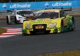 Rockenfeller charges to race two pole