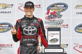 Jones finds Truck victory north of the border
