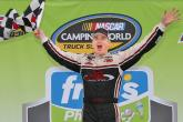 Trucks: Peters wins after Crafton hits multiple misfortune