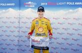 Logano continues run with Martinsville pole