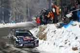 In control Ogier pulls clear of Meeke