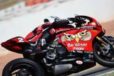 Irwin's Be Wiser Ducati transition hampered by conditions