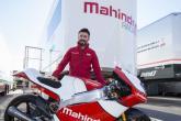 Biaggi to launch Mahindra Moto3 team!