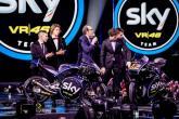 VR46 unveils Moto2, Moto3 colours on X Factor
