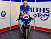 Hickman back on BMW machinery for Isle of Man TT